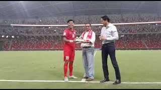 Baixar Lions striker Khairul Amri enters centurion club