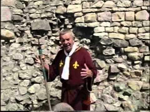 Conisbrough Castle - A guided tour -  1. History & Outer Parts