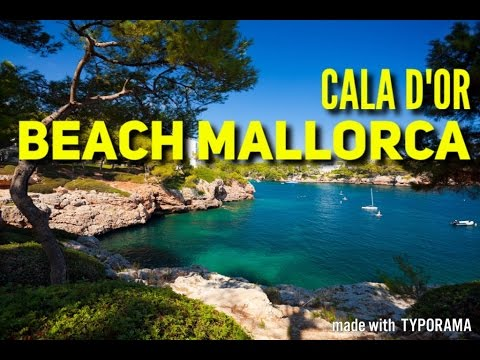 MALLORCA d'Or Beach 2017 Must See & Do Travel Guide