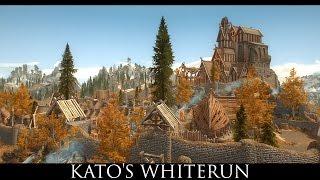 Skyrim SE Mods: Kato's Whiterun