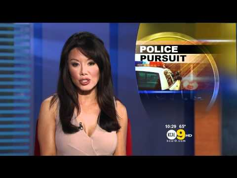 Sharon Tay 2012/05/22 KCAL9 HD
