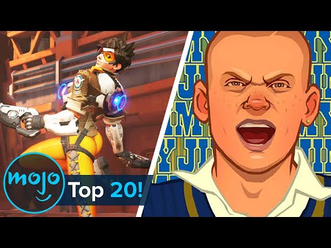 Top 20 Dumbest Video Game Controversies