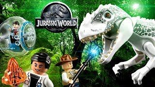 Лего Світ Юрського періоду Indominus Рекс долання 75919 Лего Огляд