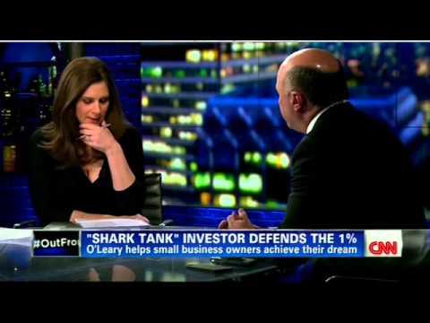 TheNewsCommenter via CNN: Shark Tank's Kevin O'Leary Schools CNN's Erin Burnett on Economics
