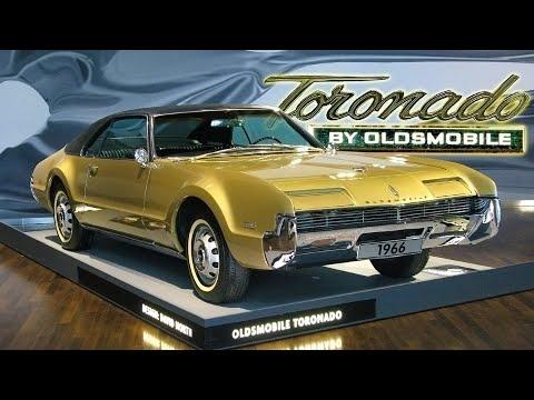 OLDSMOBILE TORONADO – Инновации на Грани Фола | ИСТОРИЯ Олдсмобиль ТОРОНАДО (1966 – 1970)