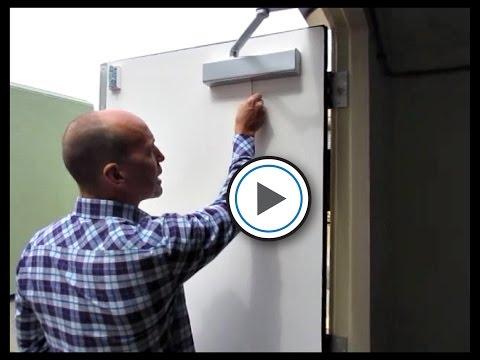 How Do You Properly Adjust A Door Closer?