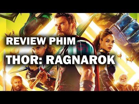 Review phim THOR: RAGNAROK - từ một thanh niên cuồng Comic