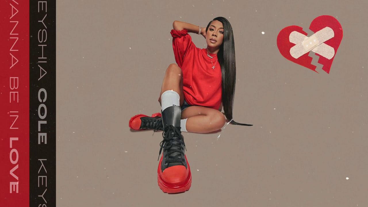 Keyshia Cole - I Don't Wanna Be In Love (Audio Visualizer)
