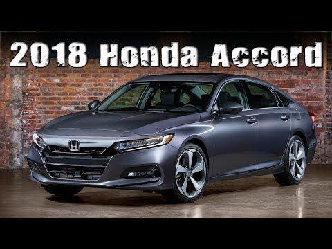 All-New 2018 Honda Accord (Exterior And Interior)