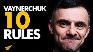"""We Have SUCCESS Completely MISUNDERSTOOD!""   Gary Vaynerchuk (@garyvee)   Top 10 Rules"