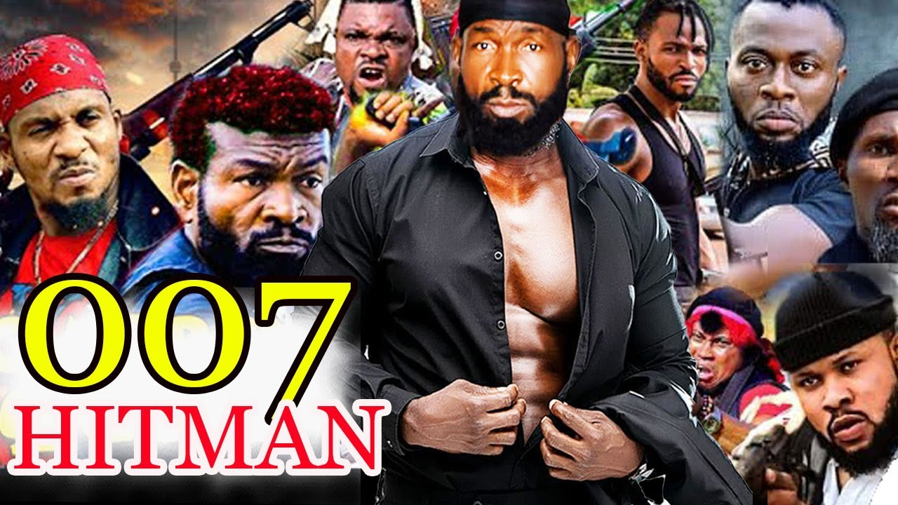 Download 007 Hitman  (HIT NEW MOVIE )- Sylvester Madu|2021 LATEST NOLLYWOOD MOVIE 2021