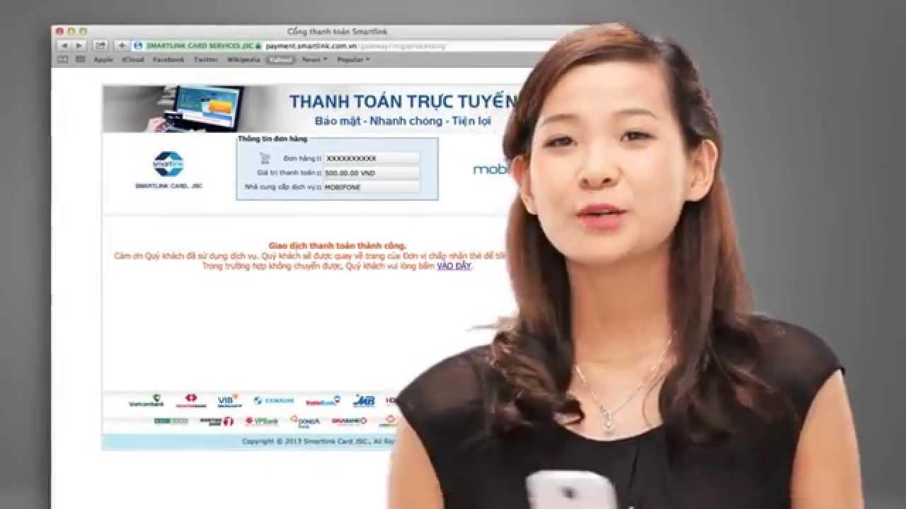 Nạp thẻ điện thoại online - Accessories - Hanoi, Vietnam ...