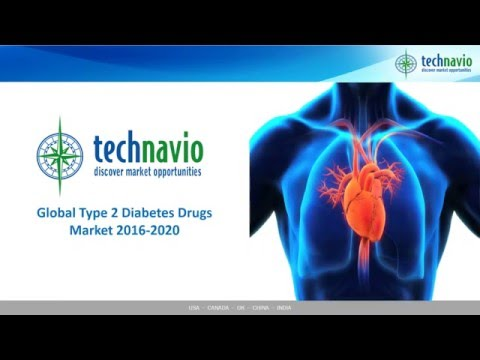 Global Type 2 Diabetes Drugs Market 2016-2020
