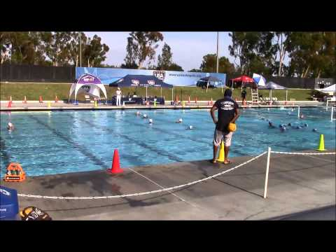 Water Polo Offshore vs Shaq 2015 12U Junior Olympics 2015