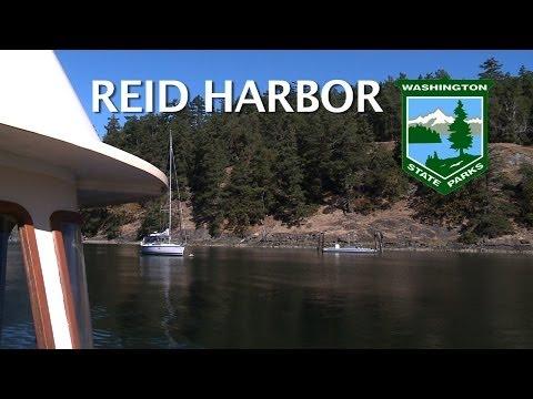 Boaters Guide - Reid Harbor