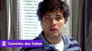 Caminho das Índias: Bruno Gagliasso é o esquizofrênico Tarso na novela