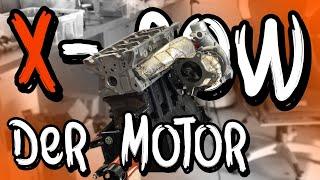 Wir bauen den 2,0 TFSi Motor für unseren X-Bow zusammen! - KTM Motorumbau Teil 2 | Philipp Kaess |
