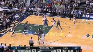 Derrick Favors-Rudy Gobert 2015-16 Hype Video