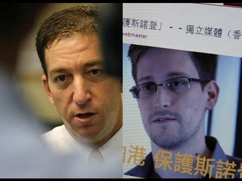 Exposing the Dark Forces Behind the Glenn Greenwald Smears (with Max Blumenthal) 1/2