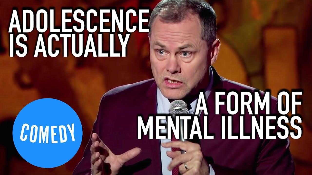 Jack Dee On Adolescence |  Universal Comedy