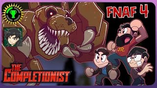 FNAF 4 | ft. Game Theory & NateWantsToBattle | The Completionist