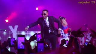 What Happened Between Wizkid, Tiwa Savage and Tekno At #PepsiLituation