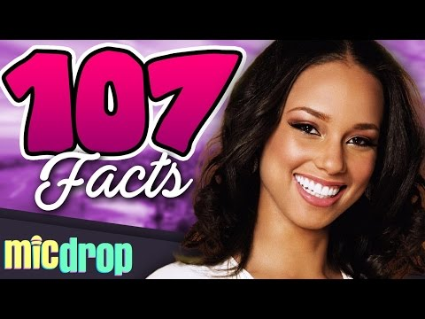 107 Alicia Keys Music Facts YOU Should Know (Ep. #45) - MicDrop