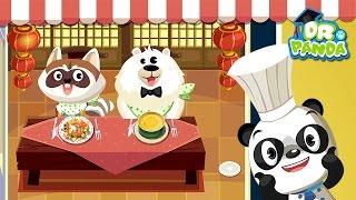 Ресторан Доктора Панды - Развивающее видео для малышей. Dr. Panda's Restaurant(Ресторан Доктора Панды - это развивающее видео для детей, где мы вместе с ребятами поможем Доктору Панде..., 2015-06-07T02:00:00.000Z)