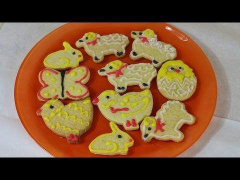 Ciasteczka Wielkanocne Kruche Drożdżowe Idealny Przepis