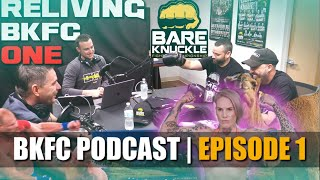 Legal? What it was like building Americas first Bare Knuckle Fighting Promotion.