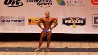 Андрей Попов открытый чемпионат Москвы 2013