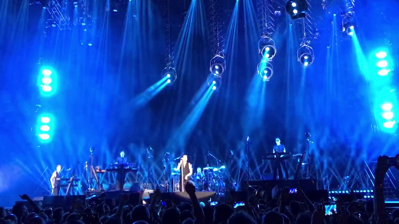 Depeche mode everything counts live in amsterdam hd youtube - Depeche mode in your room live 2017 ...