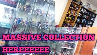 Gambar cover GUNDAM, TRANSFORMERS, AND FIGURE COLLECTION 2019!