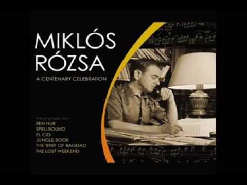 That Hamilton Woman OST - Disc 1 - 08. Love Theme - Miklós Rózsa