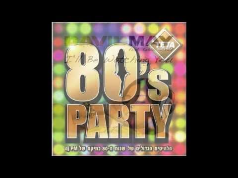 80's Best Dance Hits - Party Mix By TETA