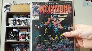 Marvel Monday #3 - First Issue of Wolverine, plus