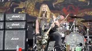 Black Label Society - Suicide Messiah - Live 5-24-14 River City Rockfest