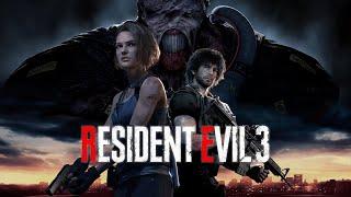 Resident Evil 3 Remake (2020) - Tylko Nóż I Filetowanie Zombie