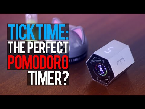 Is TickTime The Perfect Pomodoro Timer?