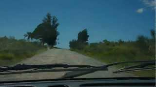 Antigua Ruta 8 - Tramo Curva de la Muerte - Estado actual - 03-2012.mpg