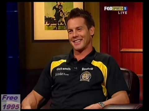 Ben Cousins - On The Couch Part 1/3. Tuesday 11th May 2010.wmv