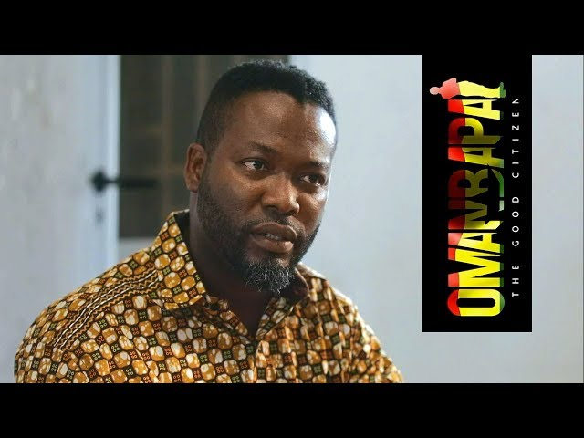 OMANBAPA - Episodes 1 + 2  - PAYING THE PRICE + FRAMED | TV SERIES GHANA