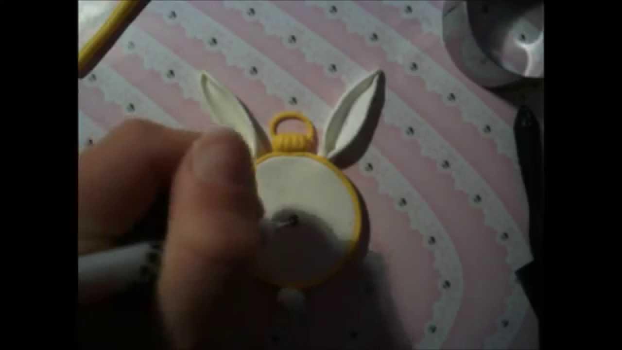 Montre lapin alice au pays des merveilles tutoriel fimo youtube - Montre lapin alice au pays des merveilles ...