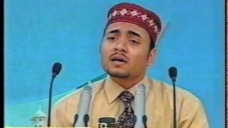 Urdu Nazm ~ Her Tarf Fikr Ko Dora (Jalsa Salana UK 1999)