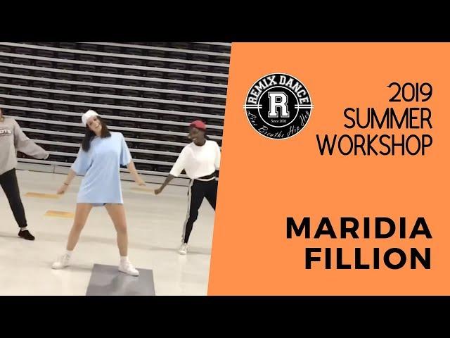 Summer Workshop 2019 - Maridia Fillion