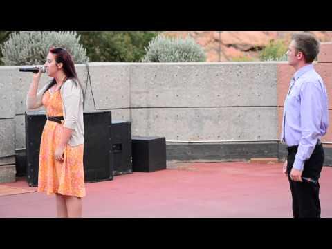 Written in the Stars (Aida) - Chance Steglich and Janae Klumpp Live at Tuacahn Amphitheatre
