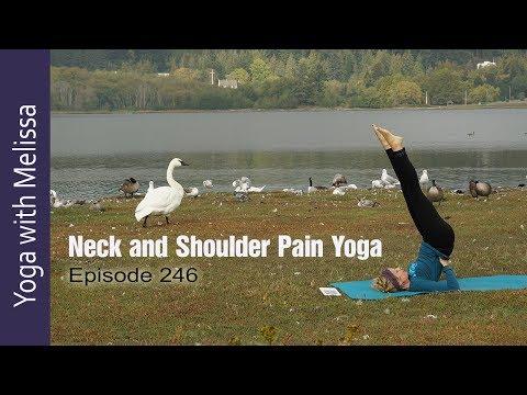 Yoga for your Neck, Intermediate Yoga Class, Namaste Yoga 246, Nourishing Your Speech