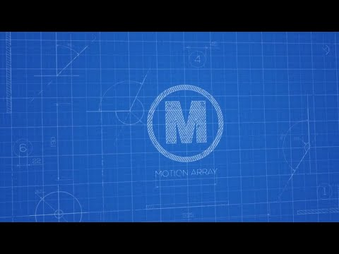 Blueprint logo after effects templates youtube blueprint logo after effects templates malvernweather Image collections