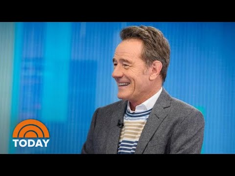 Bryan Cranston Talks Broadway's 'Network' And 'Breaking Bad' Movie | TODAY