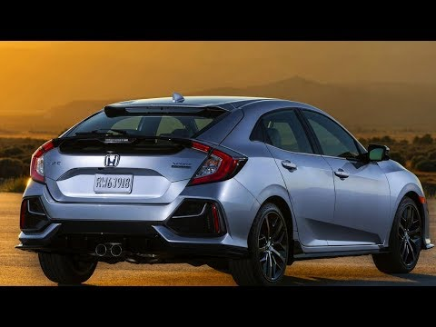 NEW Honda Civic Hatchback 2020